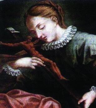 Caterina, santa tra gli ammalati