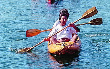 Escursioni in canoa e «soft rafting»