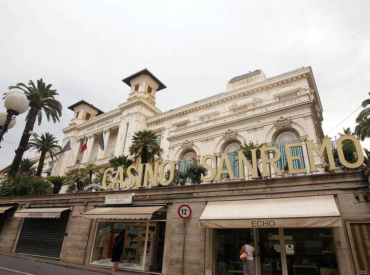 Sanremo, Borea si gioca anche il Casinò