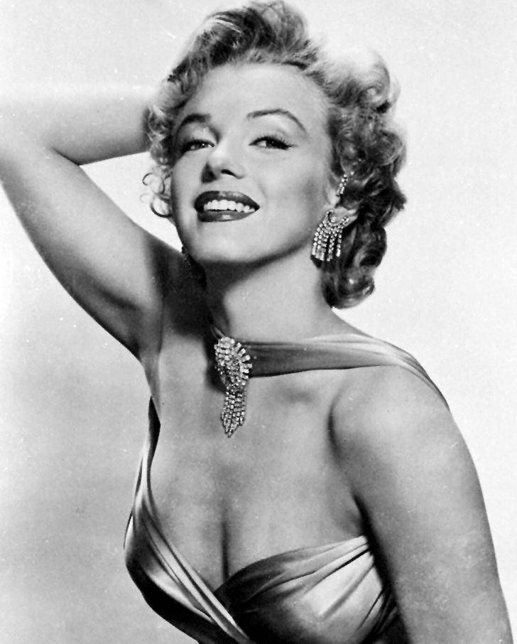 In mostra le creme di Marilyn
