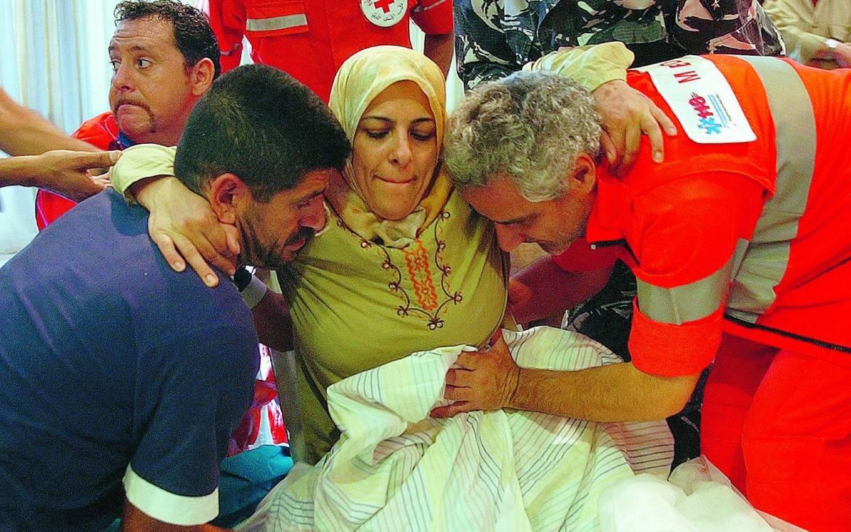 Gli ospedali lombardi curano 13 feriti libanesi