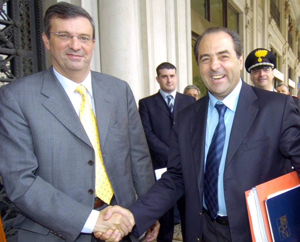 Prodi comprava Telecom con i soldi del Valico