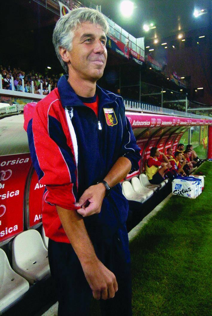 Gasperini affronta Zeman: «Il Genoa farà divertire»