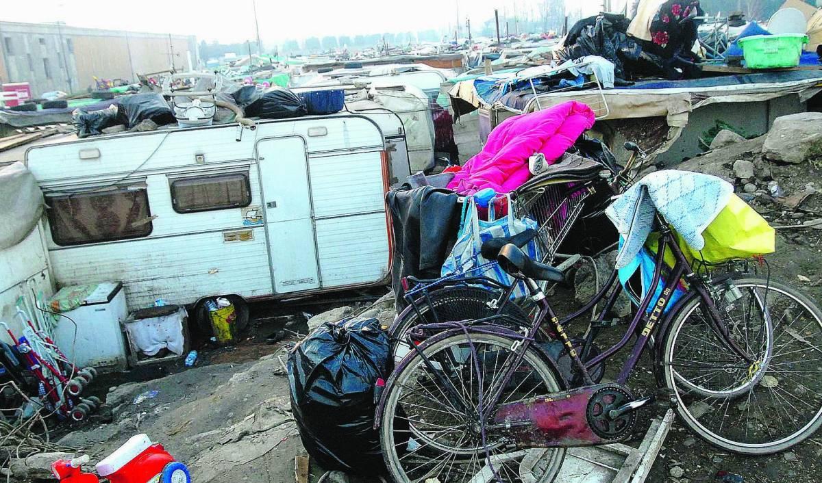 Invasione di rom, da gennaio sono mille in più