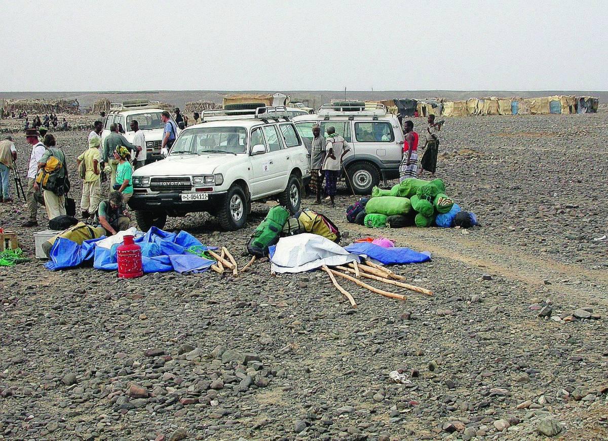 Turisti rapiti a gruppi in Etiopia, sequestrata anche un'italiana
