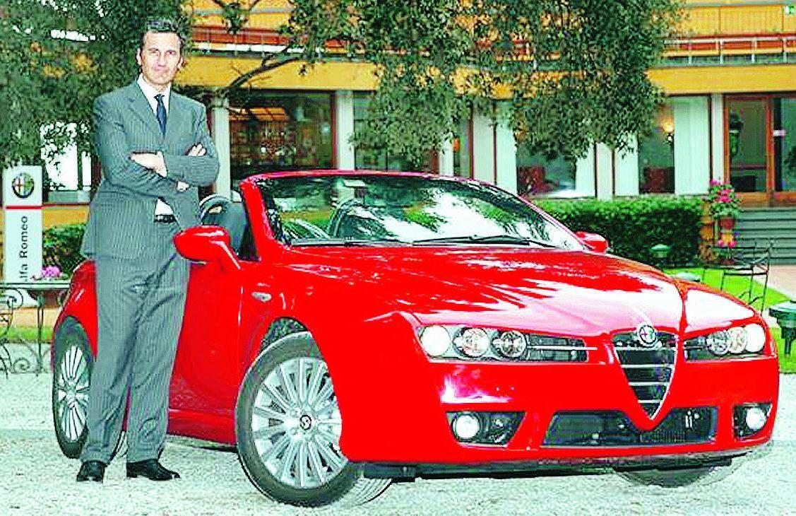 Incontro con Antonio Baravalle, amministratore delegato del marchio sportivo del gruppo Fiat. Il recupero d'immagine in Inghilterra e la sfida sulle auto di lusso  «Alfa guadagnerà a quota 250mila vetture» L'obiettivo fissato dal Lingotto è di 300mi