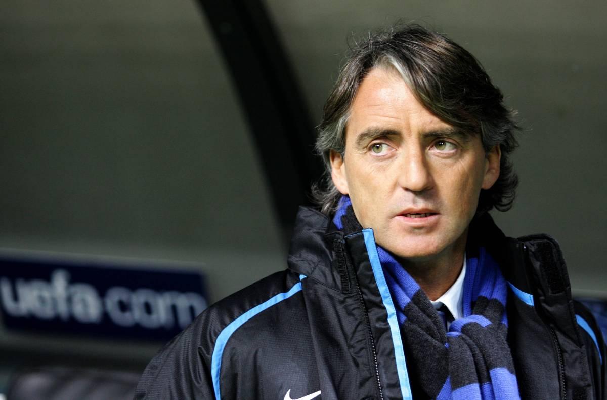 La firma di Mancini, ultimo record dell'Inter