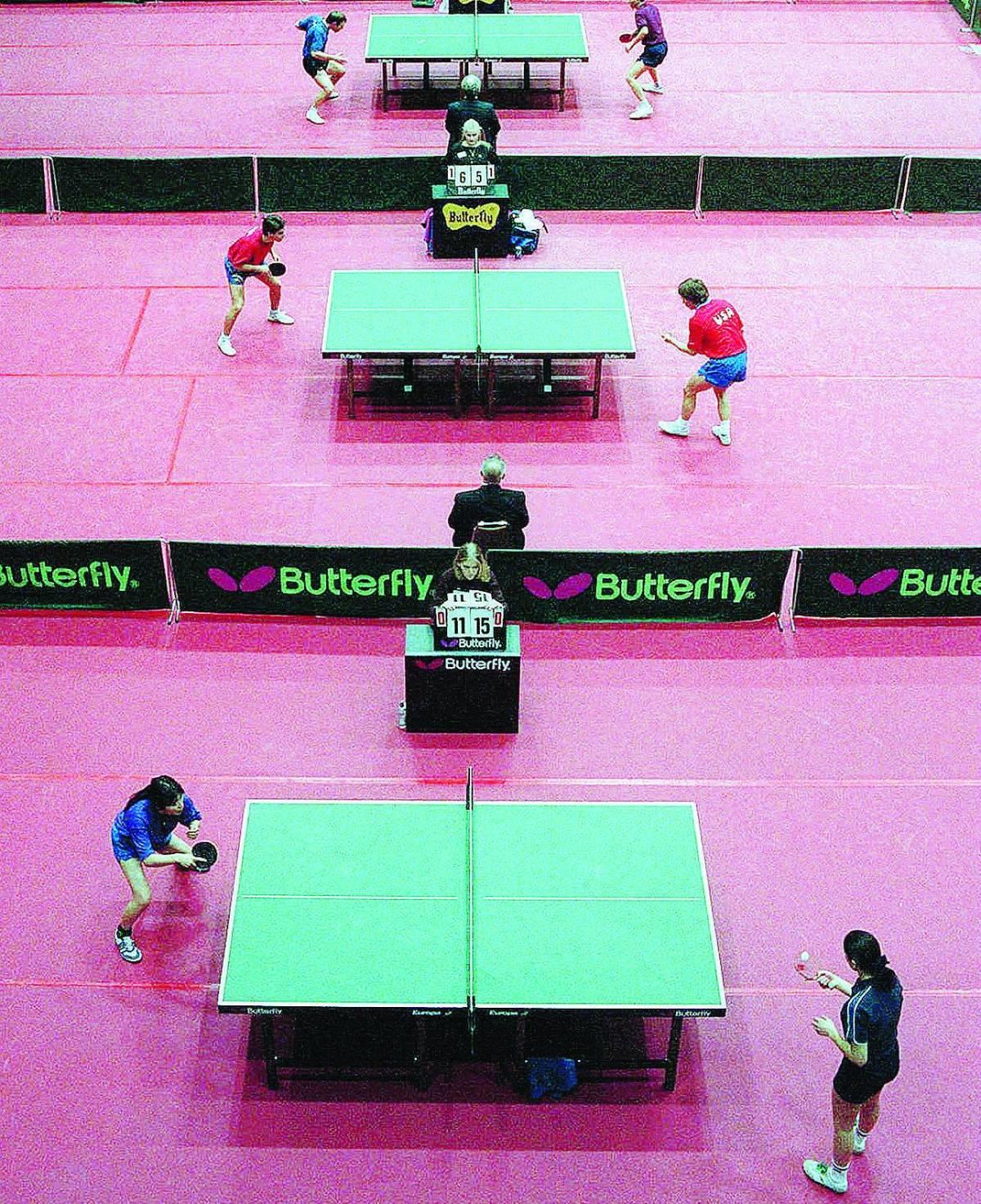 Sognando la Cina il tennis da tavolo cerca un palazzetto