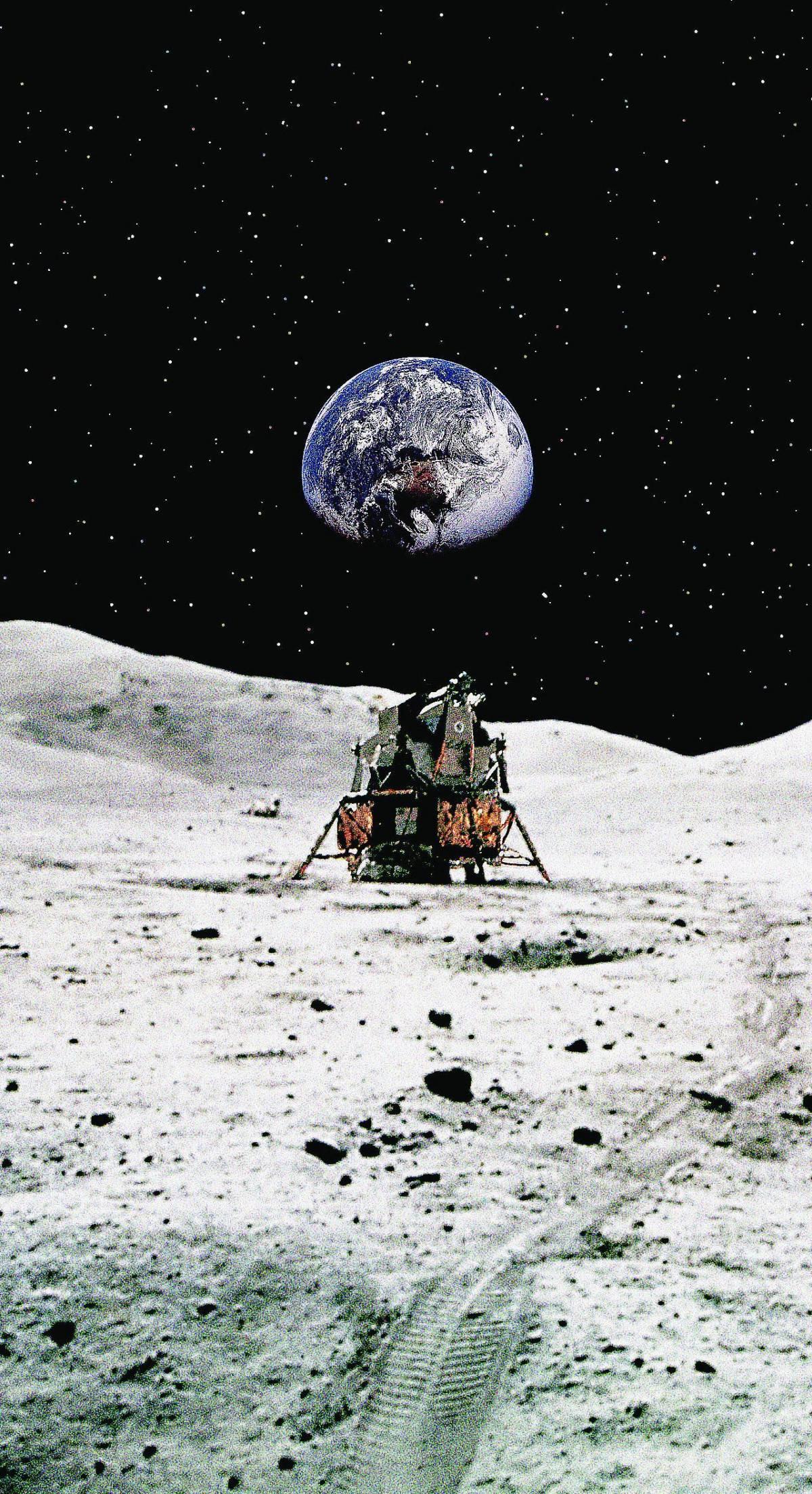 Guerre spaziali per l'oro della Luna