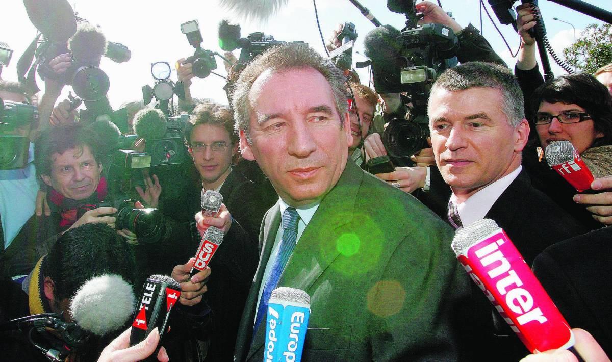 E ora Bayrou fa paura a Sarkozy e alla Royal