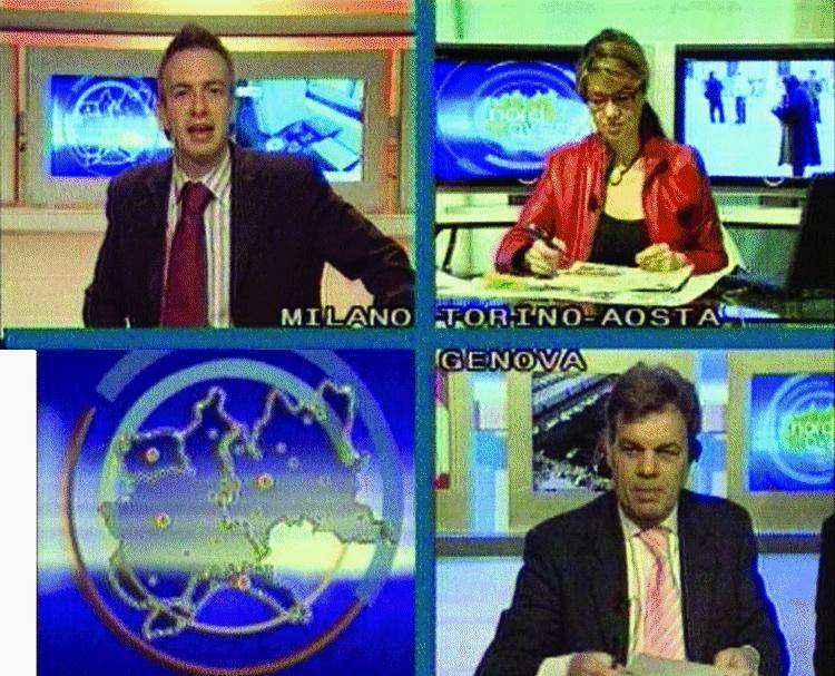 Nasce l'interregionale «Nordovest.tv»