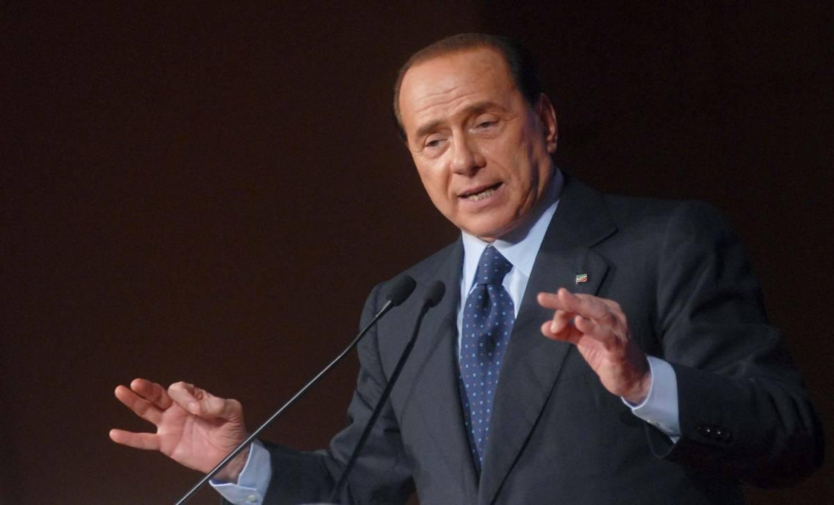 """Berlusconi: """"La Chiesa sarà ancora  protagonista nel Paese"""""""