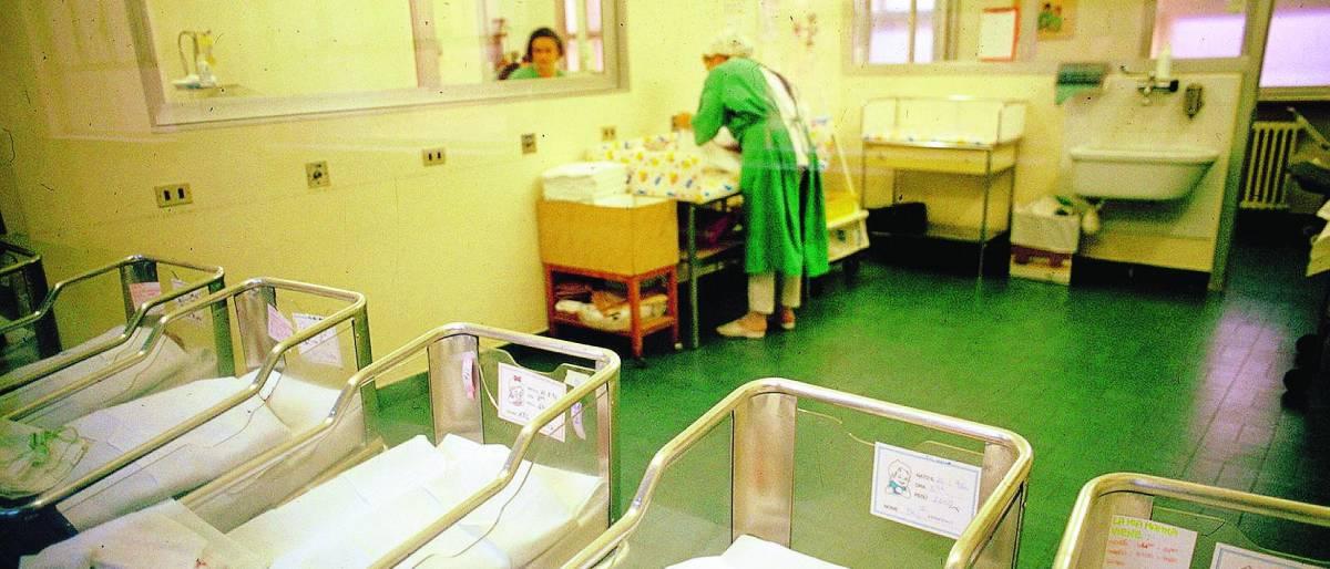 Abortisce bimbo al quinto mese Era sano, ora rischia di morire