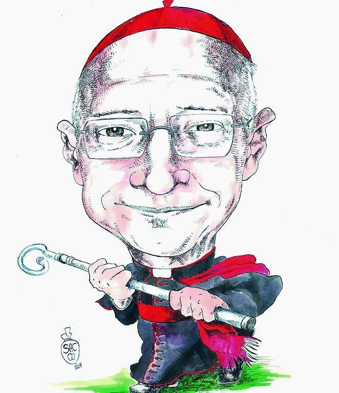L'arcivescovo Bagnasco da ieri è ufficialmente a capo della Cei: «Quando il Papa chiama, si risponde» «A Roma un giorno a settimana»