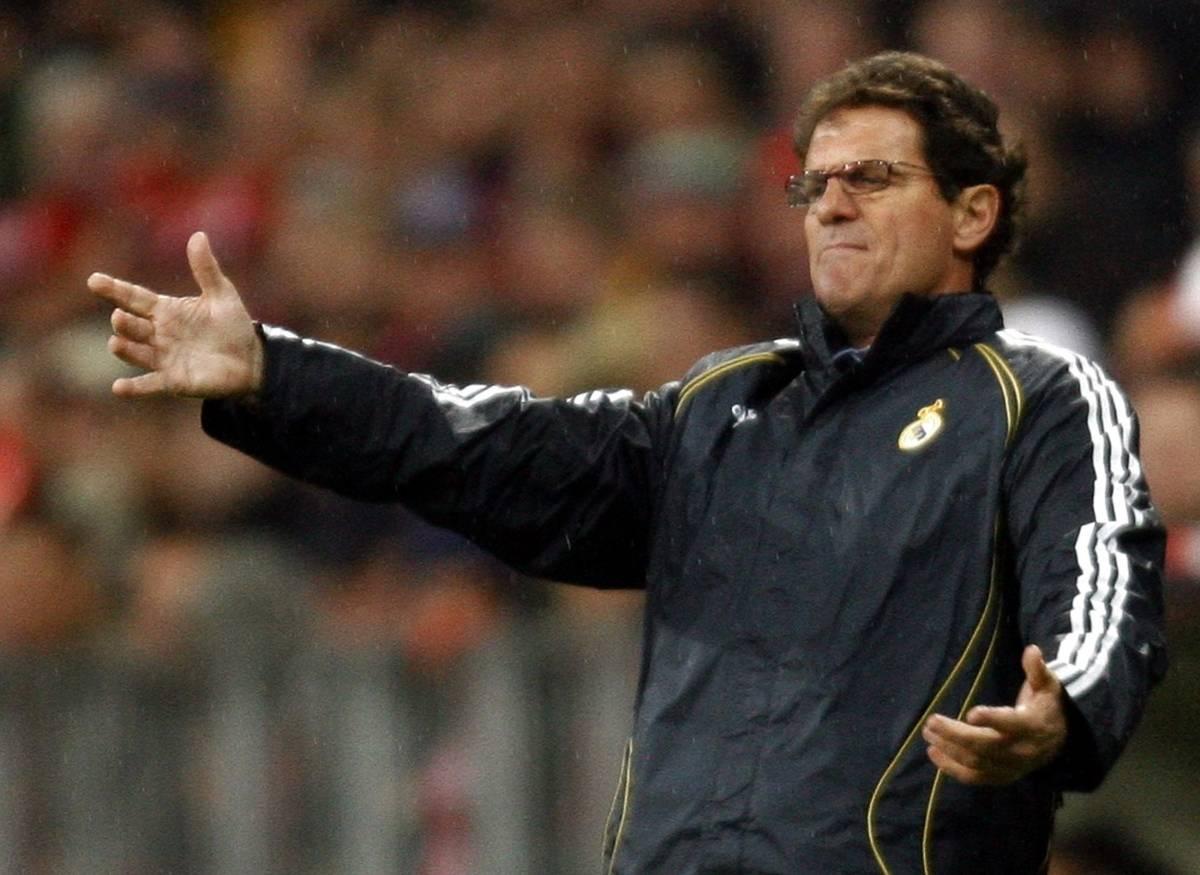 Il Bayern butta fuori Capello e Real