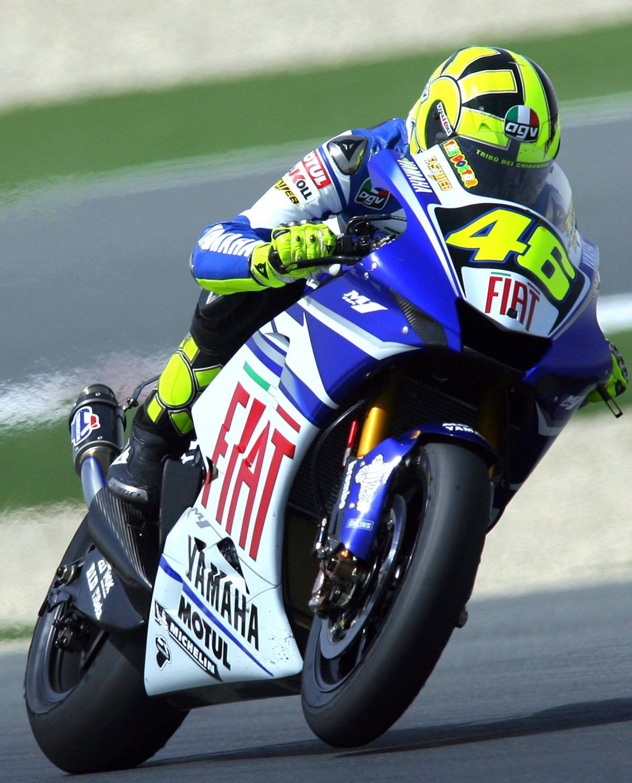 La MotoGp riparte dal Qatar  Rossi è già davanti a tutti