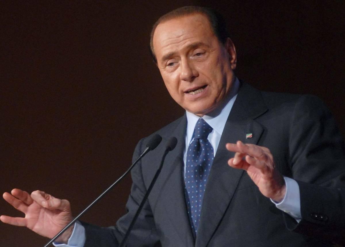 """Berlusconi avverte Prodi: """"Maggioranza  al Senato oppure dimissioni"""""""