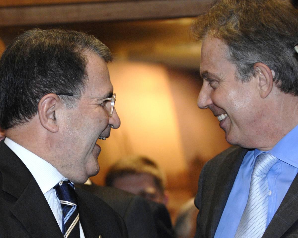 """Prodi: """"Più truppe in Afghanistan?  Io e Zapatero abbiamo detto no a Blair"""""""