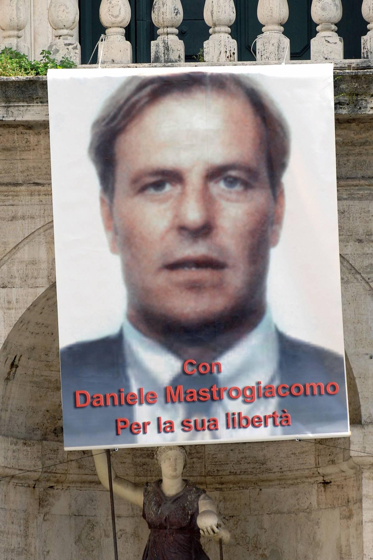 Corteo a Roma: «Daniele libero»