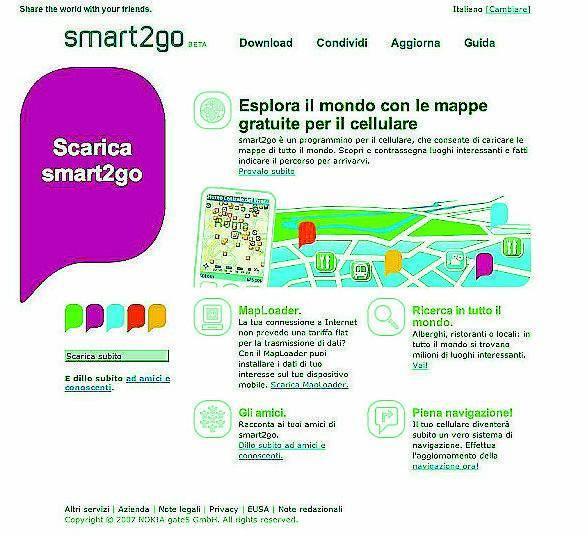 Smart2Go carte online gratuite