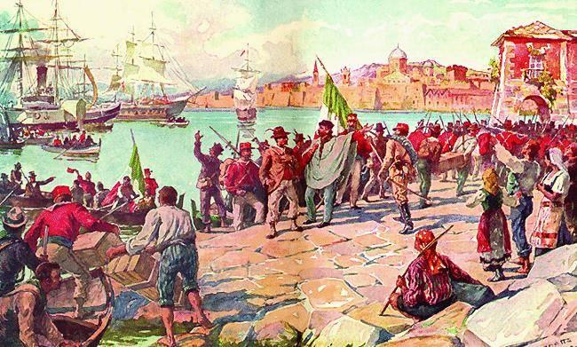 Nel diario di un garibaldino la storia dell'unità d'Italia