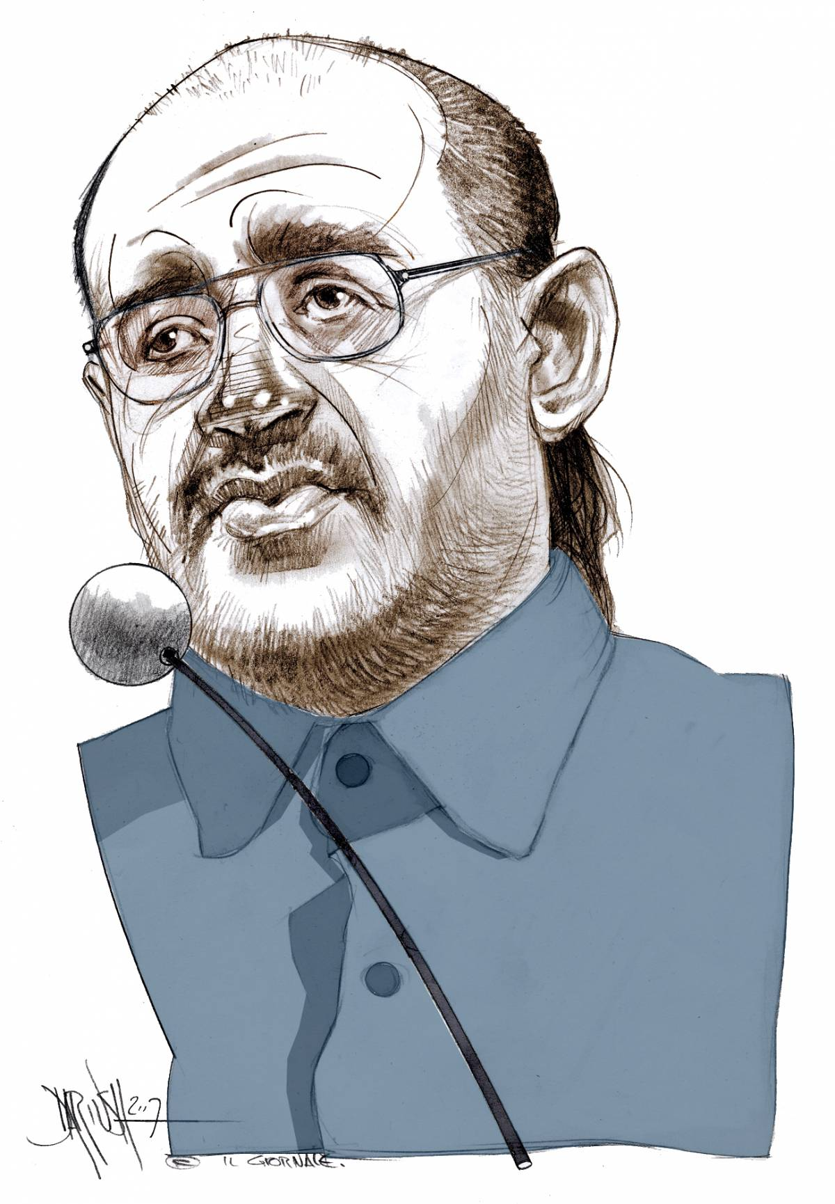 Farina, l'uomo che si faceva giustizia  con le molotov