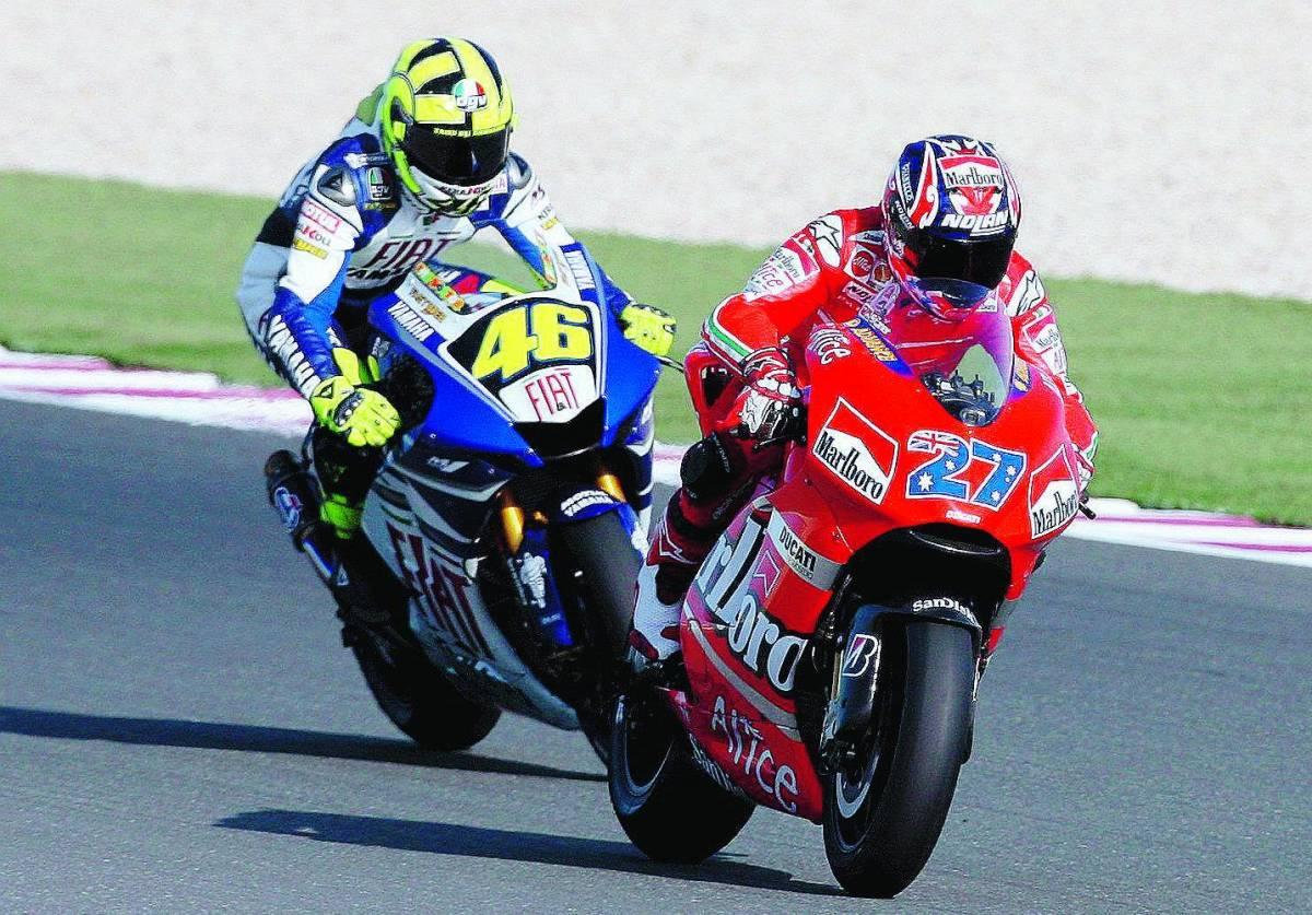 Come vola la nuova Ducati «Ma la Yamaha ha Valentino»