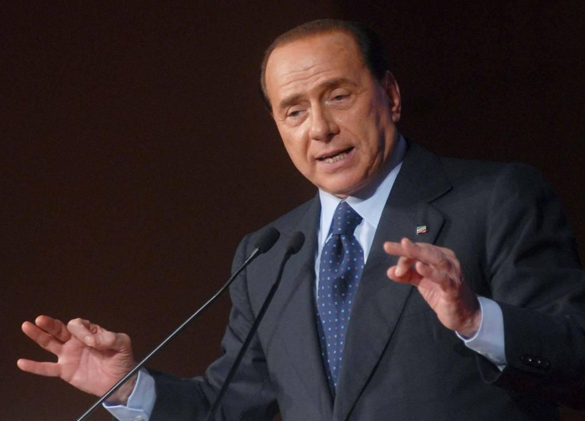"""Legge elettorale. Berlusconi: """"No al sistema tedesco. Sbarramento al 4%"""""""