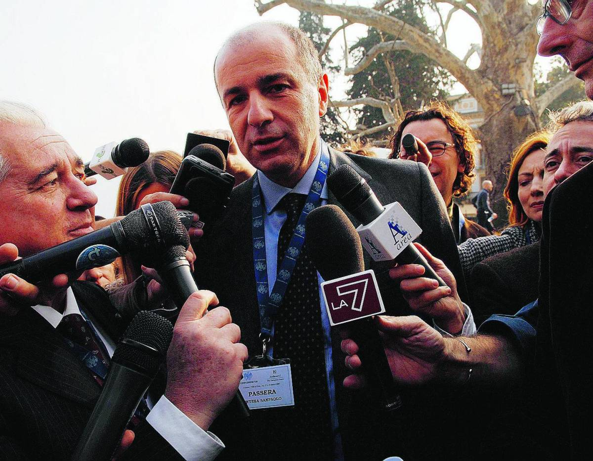 Telecom: Intesa-Sanpaolo in «pressing»