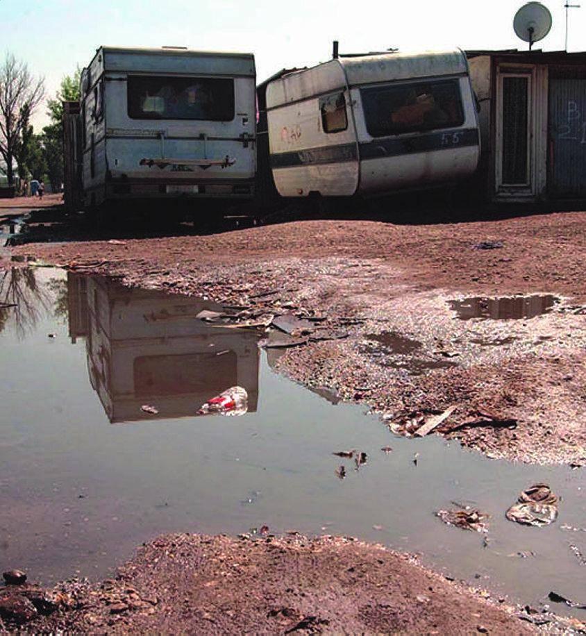 La proposta di Alemanno: subito un decreto sui rom