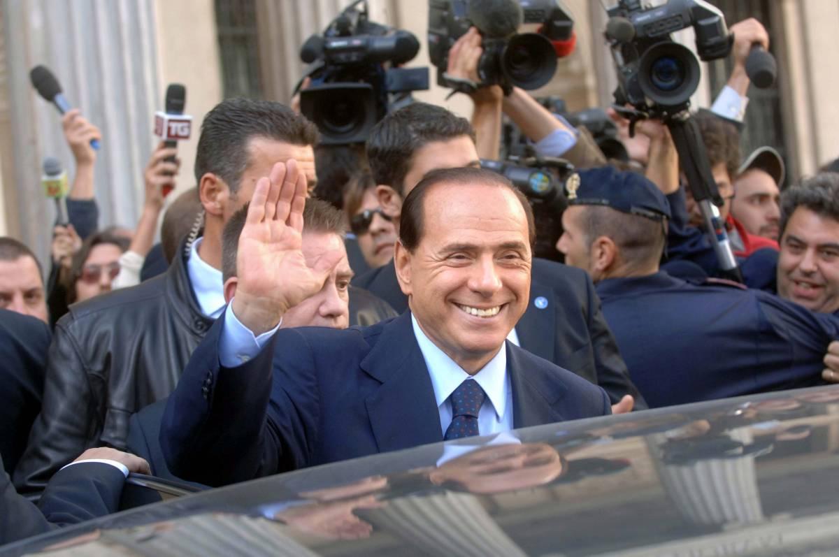 Berlusconi: a sentire cosa dicono  i suoi mi spiace per Prodi