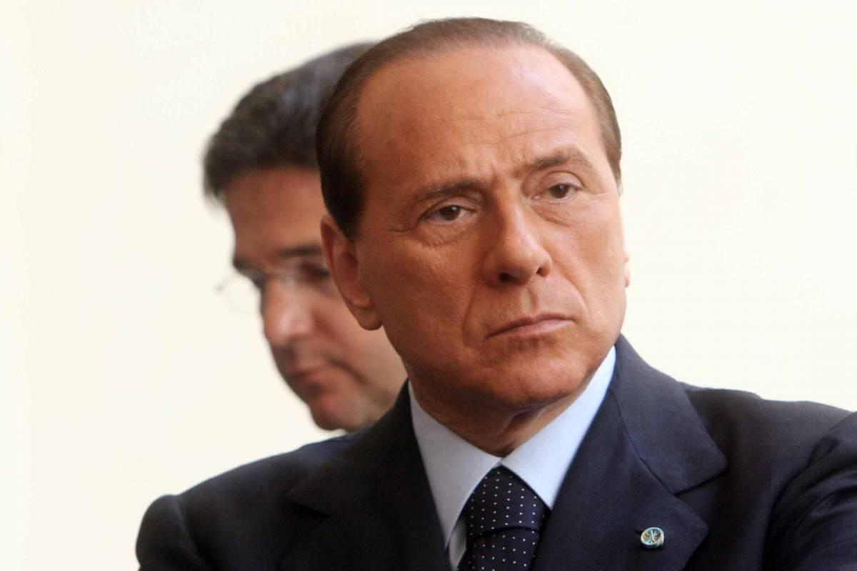 Nervi tesi nel governo. Berlusconi: «Speriamo bene...»