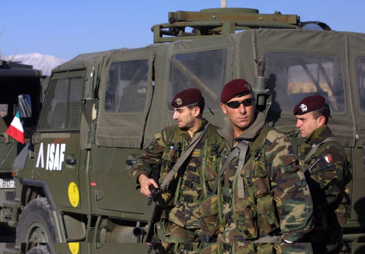 «Sarebbe difficile sostituire i soldati italiani»