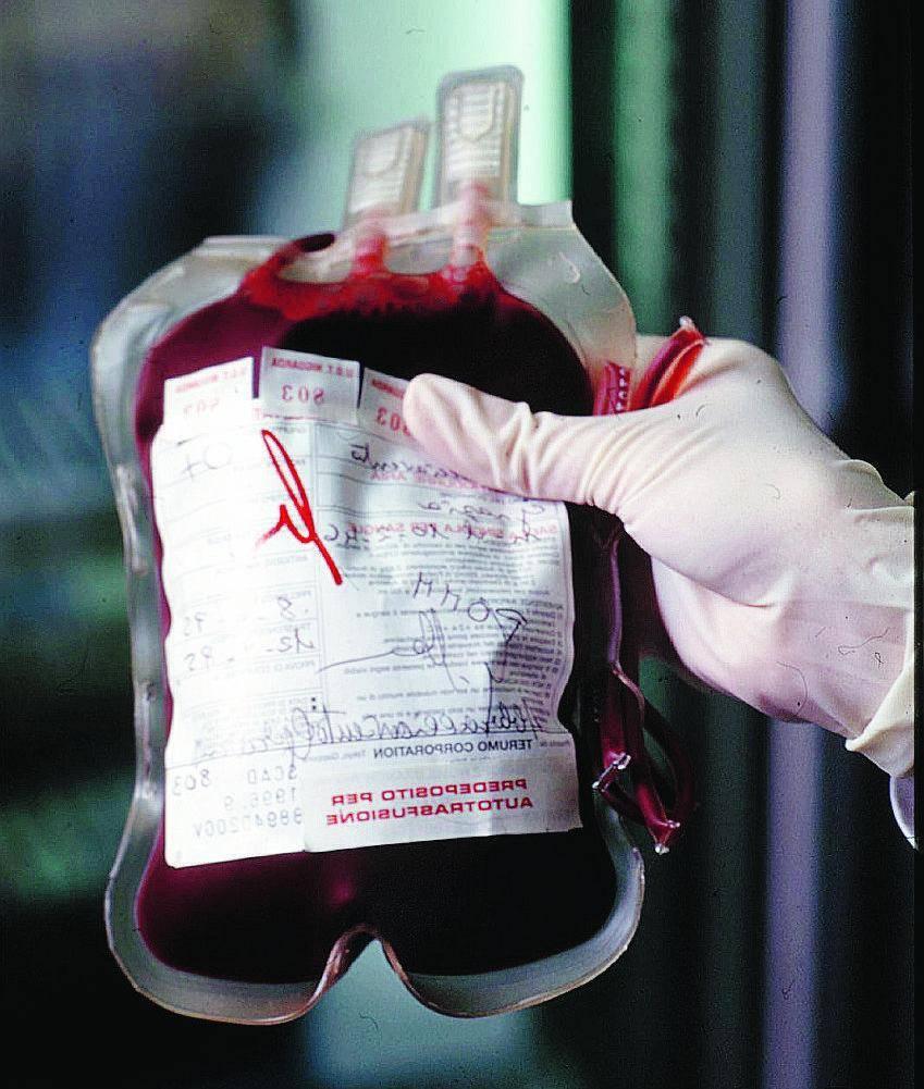 Sacche di sangue scambiate  Muore paziente cardiopatico