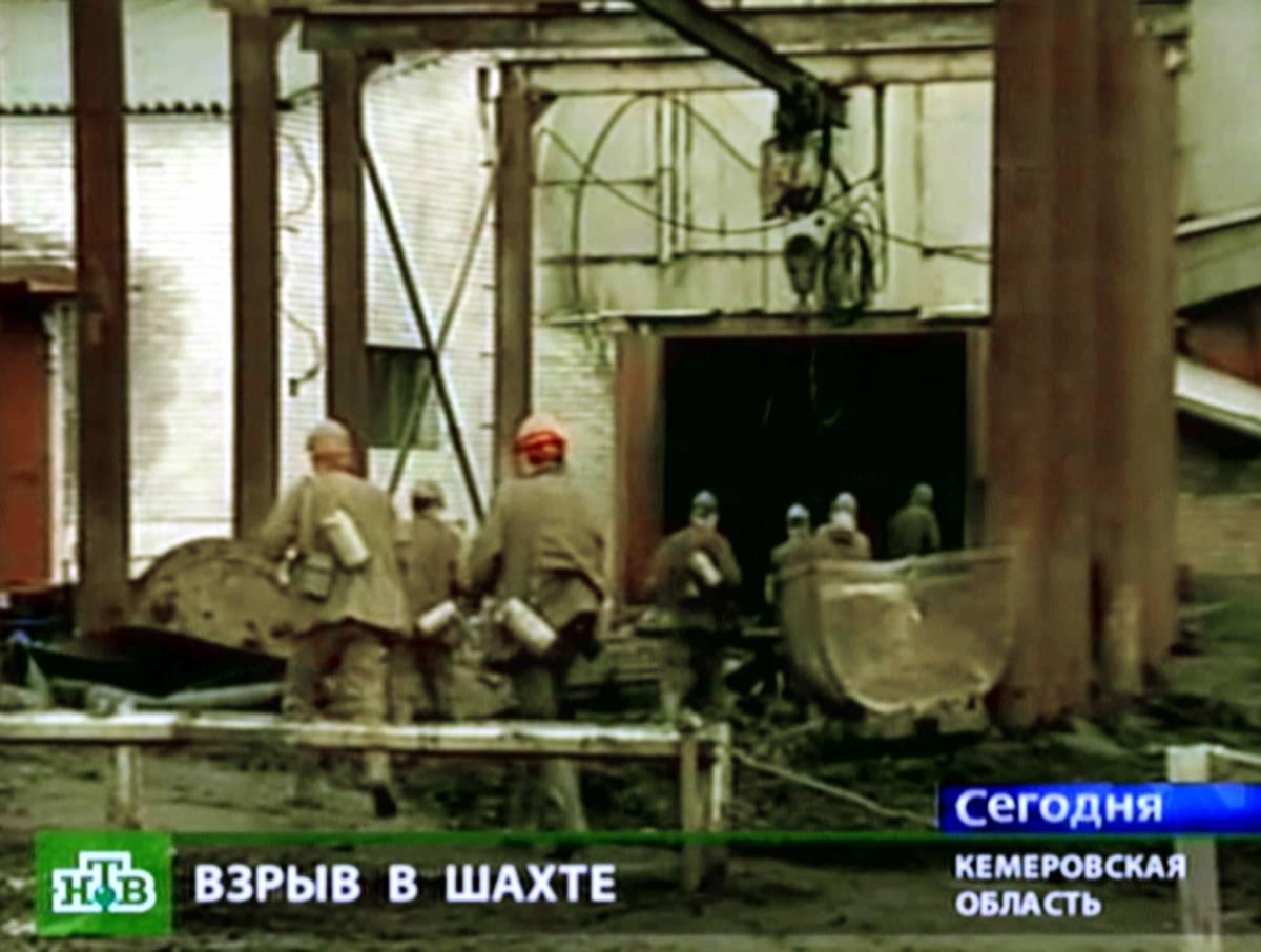 Russia, sono 106 i minatori morti