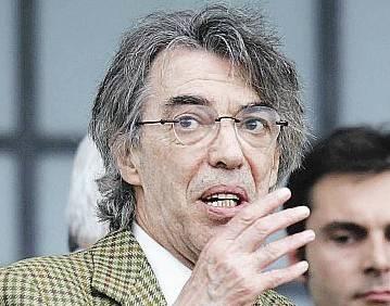 Moratti s'infuria con l'ultrà al bar  Adriano fa a botte col cestista in disco