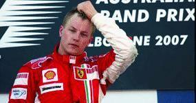 La Ferrari dei cieli per Massa e Raikkonen
