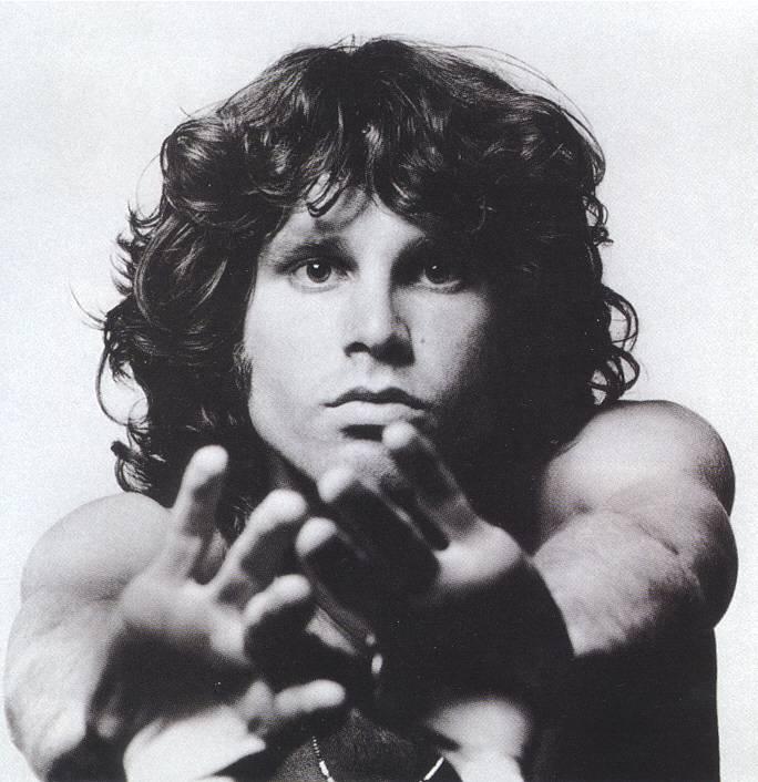 """""""Il nostro Jim, figlio di Dioniso.  Era più sincero  di Bob Dylan"""""""
