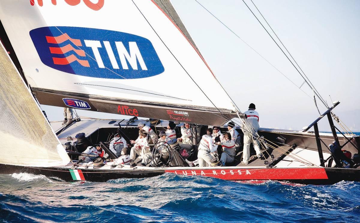 L'ingegnere di Luna Rossa: «Vince la barca più leggera»
