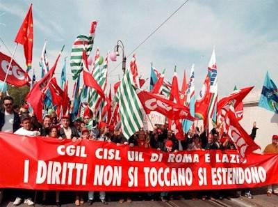 Padoa-Schioppa non convince i sindacati. Sciopero del pubblico impiego ad aprile