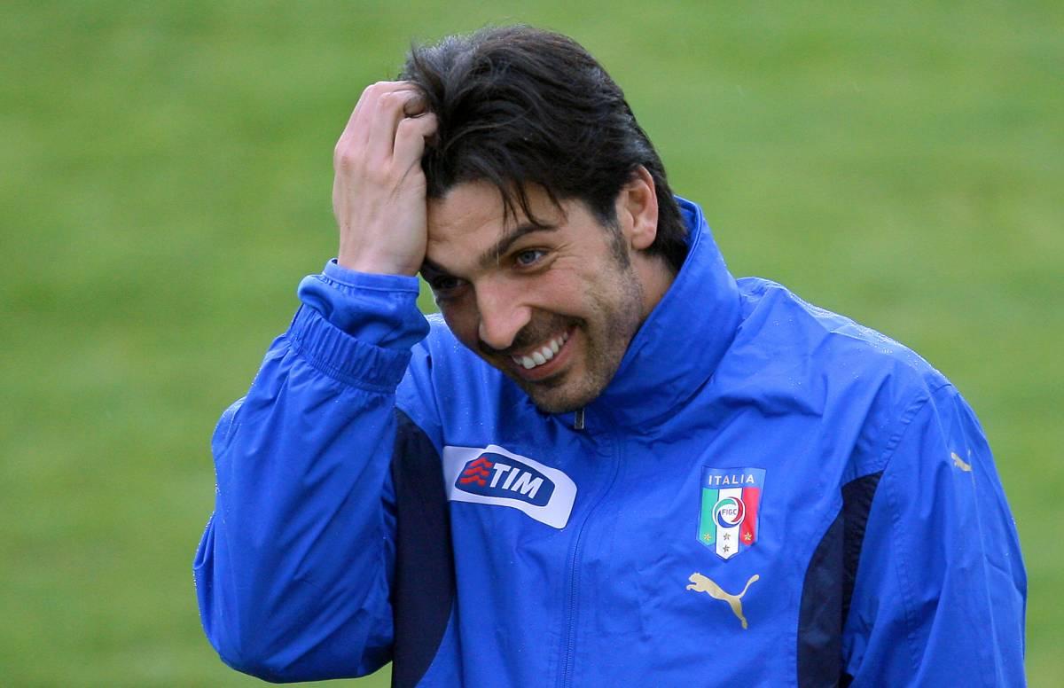 """Buffon: """"Se Lippi mi chiamasse sarebbe difficile dirgli no"""""""