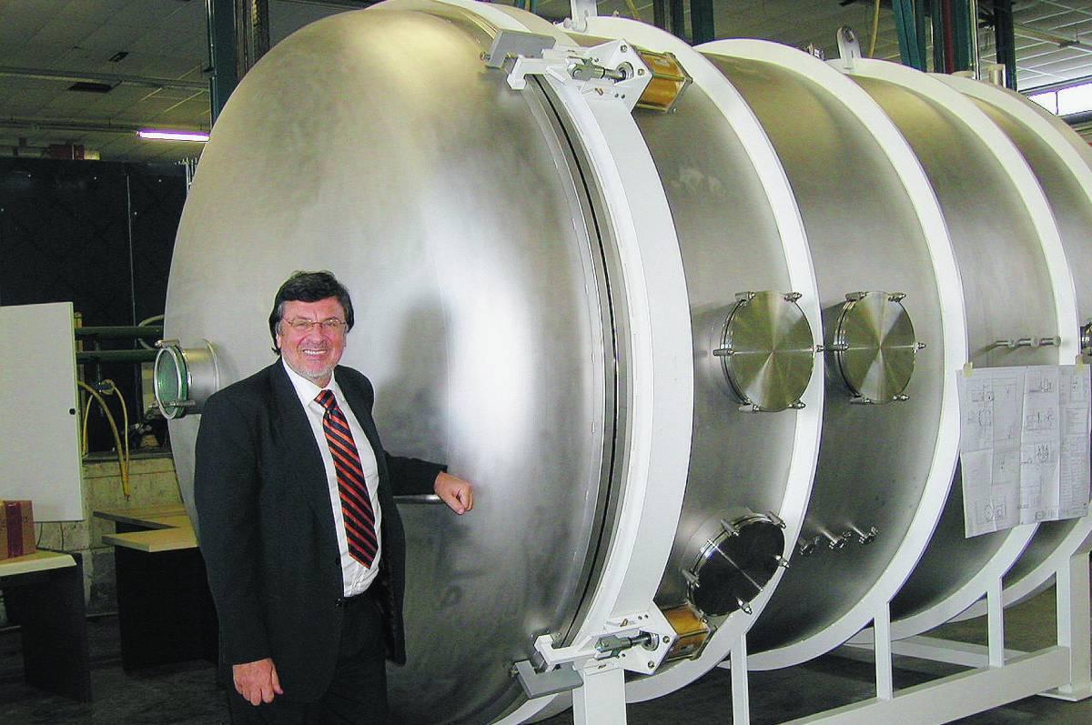 Angelantoni, la tecnologia spaziale vola in Borsa