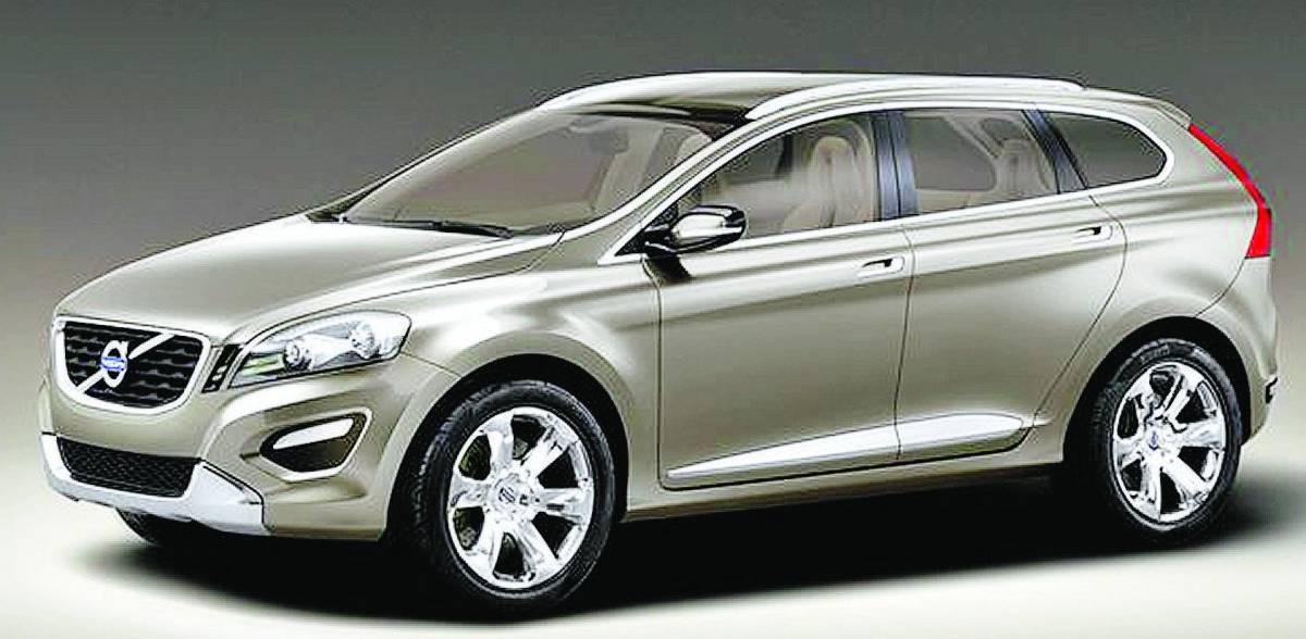 Volvo è già nel futuro e con XC60 guarda al «verde» bioetanolo
