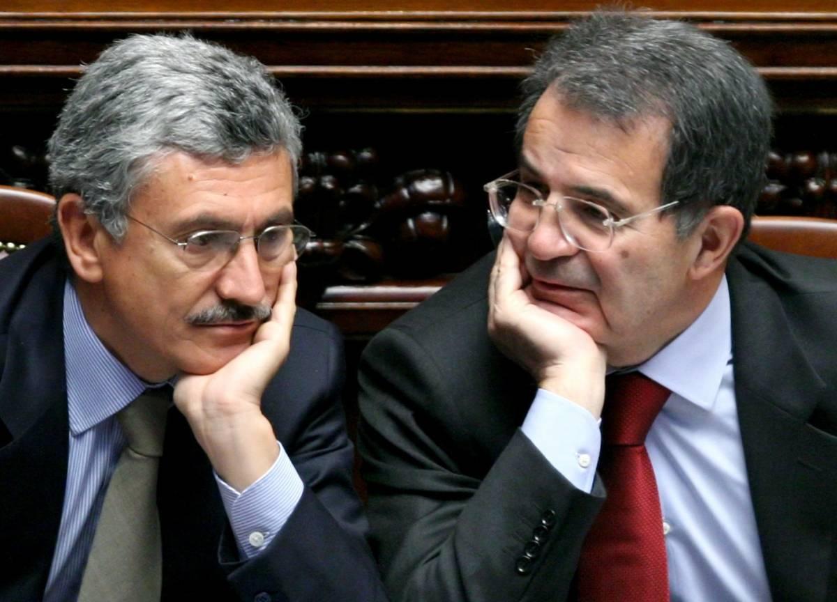 Soltanto Casini può salvare Prodi  Afghanistan, governo vicino al ko
