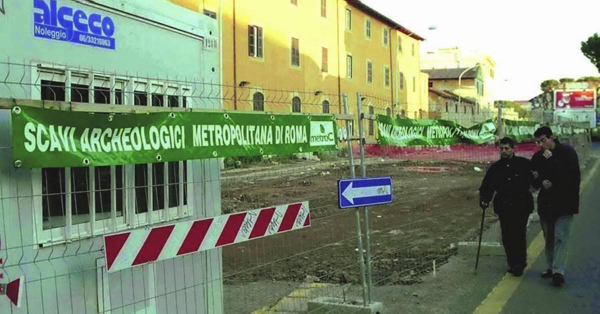 La metro C allunga di 9 chilometri da piazzale Clodio a Grottarossa