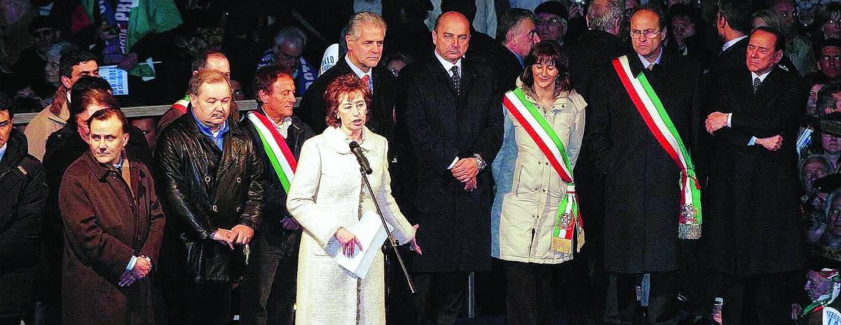 Il grido dei cinquantamila: Milano ha diritto di vivere
