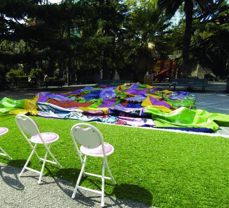 «Guai a trasformare i giardini in luna park»
