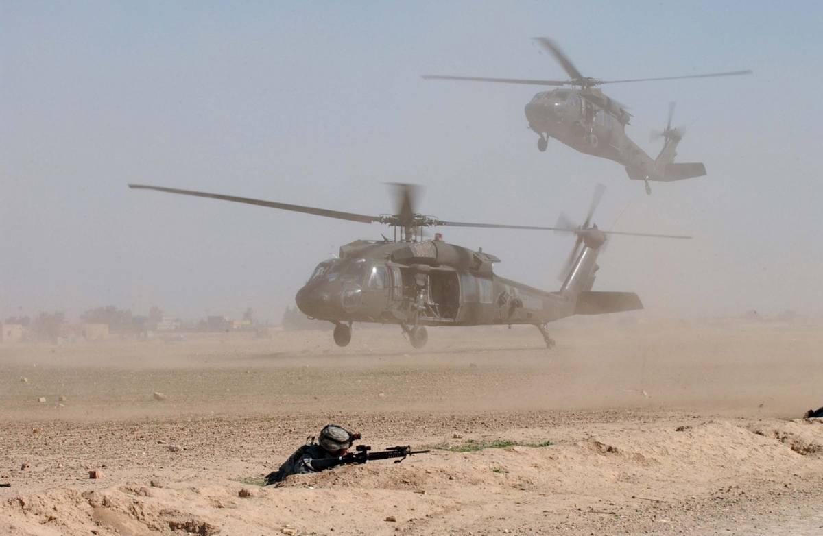 """Gli Usa: """"Porre meno limiti alle truppe alleate"""""""