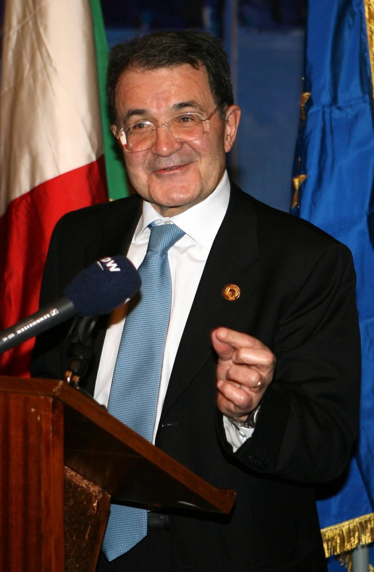 Lo scampato pericolo per Prodi è una festa