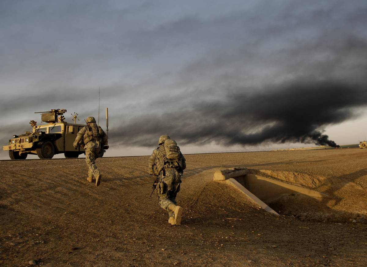 """Senato Usa: """"Via dall'Iraq nel 2008"""""""